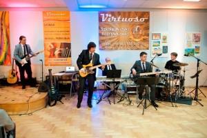 koncert szkoły muzyki rozrywkowej Virtuoso