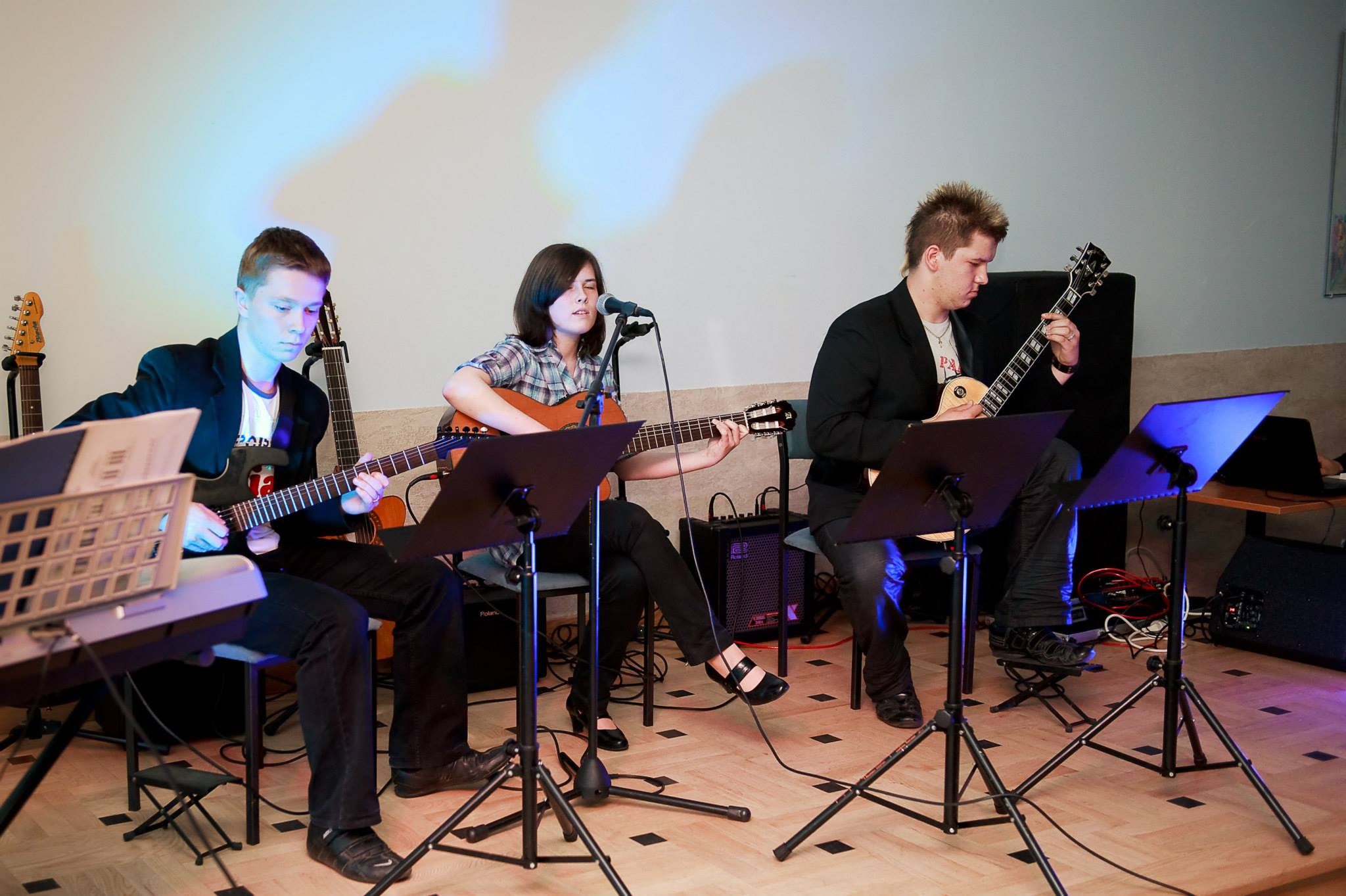 koncert młodzieży