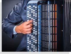 Nauka gry w szkole muzycznej na akordeonie