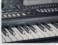 Szkoła Muzyczna - Nauka gry na keyboardzie w Rzeszowie