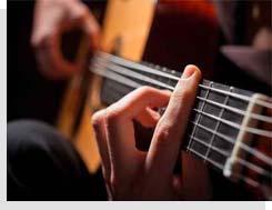 nauka gry na gitarze klasycznej