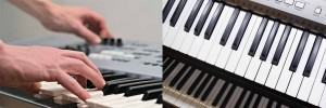 keyboard dwa zdjęcia