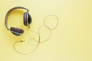 słuchawki na uszy przewodowe