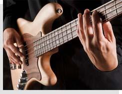 szybka i profesjonalna nauka gry na gitarze basowej