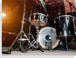 Naucz się profesjonalnie grać na perkusji w Rzeszowie